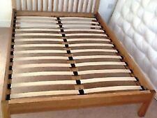 1 Replacement 6cm Sprung (Curved) Wooden Bed Slat for Double/King/Superking Beds