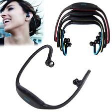 Sports Stereo Wireless Bluetooth Headset Earphone Headphone for Samsung iPhone