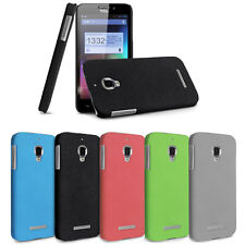 Slim Frosted Matte Quicksand Hard Case Cover for Alcatel One Touch Fierce 7024W