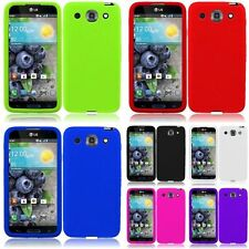 For LG Optimus G Pro E980(AT & T) Silicone Skin Phone Case Cover