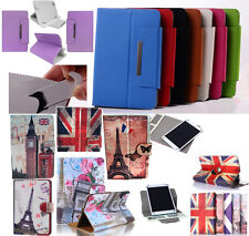 """Universal PU Leather Case Cover Stand For 10.1"""", 7, 9"""", 9.7"""" inch Android Tablet"""
