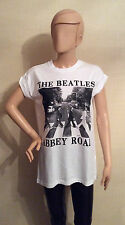 Primark Authentic Ladies The Beatles Abbey Road T Shirt *BNWT* Various Sizes