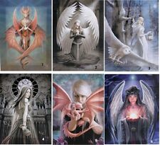Anne Stokes Wall Canvas Print 56 Designs Available FREE P&P GOTHIC GIFT