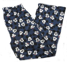 Disney Mickey Mouse Men's blue Pyjama Bottoms Lounge Pants Sizes S-XL Available