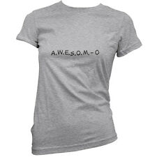 Awesome-o - Womens / Ladies T-Shirt - 11 Colours - TV - Funny - FREE UK Delivery