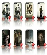 CHOICE OF ★ THE WALKING DEAD ★ COVER/CASE FOR APPLE IPHONE 5/5S