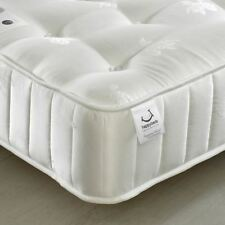 Happy Beds Signature Crystal 3000 Orthopaedic Mattress Pocket Spring Organic New