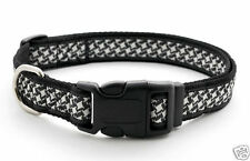 Douglas Paquette Dog Collars, Leads or Harnesses - Houndstooth Style