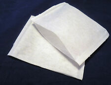 TEA BAGS - LARGE *HEAT SEAL*  SOAP-MAKING *COLORANTS* *INFUSIONS* SHIPS FREE!