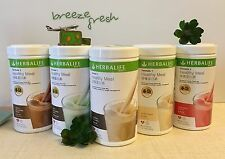 2 x HERBALIFE FORMULA 1 SHAKE 550g- Choose Your Flavours **Free Shipping**