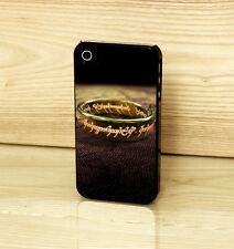 Lord Of the Rings Hobbit Fanatsy Movie Case Cover for iPhone Samsung Phones