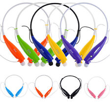 Bluetooth Wireless Sports Stereo Headphone Headset For Smart Phone Cellphone