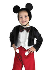 Boys Childs Infant DELUXE MICKEY MOUSE Costume * XS TODDLER 3T-4T, S 4-6 * FAST