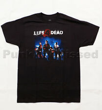 Left 4 Dead - Movie Poster JINX - mens soft fitted COAL t-shirt - Official - FAS