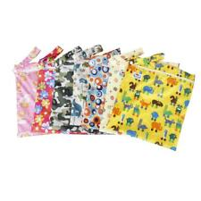 Love Pattern Waterproof Zipper Washable Reusable Baby Cloth Diaper Bag Swim Tote