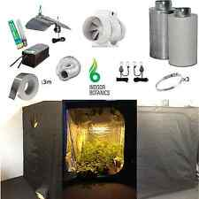 1.5m x 1.5m x 2.0m Tent Kit!! 400W OR 600W Hydroponic Grow Box