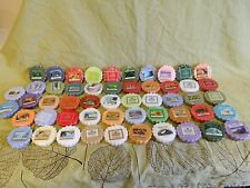 Yankee Candle - Tarts - You Choose,  Many Scents,  List  #1  NEW