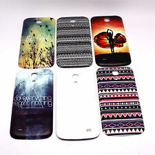 New Print Battery Back Door Case Cover Housing for Samsung Galaxy S4 IV Mini