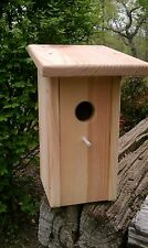 Bluebird House - Build it yourself!  - QUALITY HAND MADE PARTS