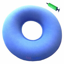 Mobility Donut Medical Inflatable Nylon PVC Donut Cushion Ring  ☆☆☆FREE PUMP ☆☆☆