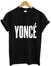 YONCE BEYONCE T SHIRT SWAG ALBUM TOUR DRUNK IN LOVE MUSIC CONCERT MUSIC FLAWLESS