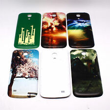 Fancy Painted Battery Back Door Case Skin Shield for Samsung Galaxy S4 IV Mini