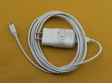 OEM LG Rapid 1.8A Home Wall AC DC Adapter 10 feet Micro USB Data Charger Cable
