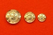 Brigadier Colonel Staff Officers Buttons Official MOD NSN Part Number Items