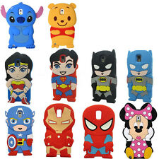 Soft Silicone Case 3D Cartoon Cover for Samsung GALAXY Note 3 III N9000 N9005