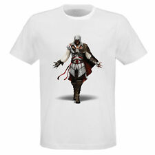 Assassin's Creed 2 Brotherhood Xbox 360 Ps3 Video Game T Shirt t-shirt tshirt