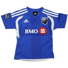 MLS Soccer Toddlers Montreal Impact Home Replica Jersey, Blue