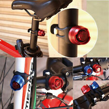 Flash Led Bicycle Cycling LED Rear Tail Waterproof Light Safety Lamp Battery