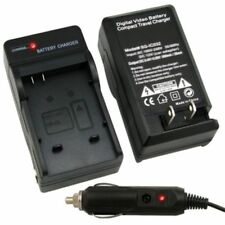 NB-6L Car Home Wall Charger Set For Canon PowerShot SD4000 SX500 SX260 IS S95