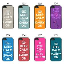 Keep Calm Cover Case for Apple iPhone iPod & iPad - 2