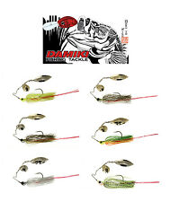 DAMIKI GLADIATOR SPINNERBAIT 1/4 OZ. various colors