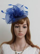 New Church Derby Cocktail Wedding Fascinator Hat With Headband 0224A