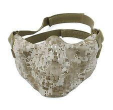 New Cool Airsoft CS Protective Half Face Mask Prop