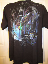 "Hot Topic: Starcraft ll ""WINGS OF LIBERTY"" T-SHIRT"