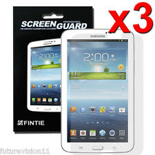 3PCS Pack Clear Screen Protector For Samsung Galaxy Tab 3 7.0 7 inch Tablet