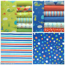 MODA Bartholo-meow's reef fat quarter bundles & fat quarters 100 % cotton