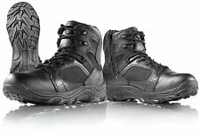 """Smith & Wesson SW17 Extreme Lightweight Performance Side Zip Tactical 6"""" Boots"""