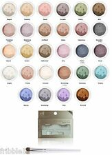 e.l.f. Mineral Eye Shadow PICK YOUR COLOR w/Natural Brown Lash & Brush ELF NEW!