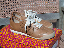 NEW Tory Burch Leather Murphey Perforated Sneaker/Flat/Shoe 6.5,7,7.5,8,8.5,9.5