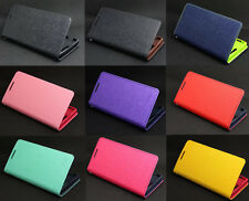 Deluxe Wallet Leather Skin Flip + Tpu Case Cover For Sony Xperia C S39h C2305