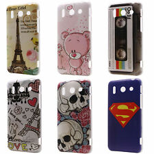 Premium Durable Plastic Hard Back Case Cover Shell for Huawei Ascend G510 U8951