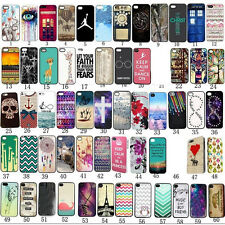 Fashion Pattern Hard Skin Case Cover Back Protector for iPhone 4S 4