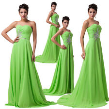 2014 New Formal Evening Homecoming Long Ball Gowns Prom Bridesmaid Wedding Dress