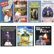 Islamic  DVDs by Scholar Zakir Naik on different Topics
