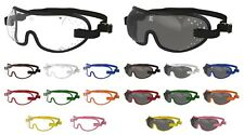 NEW- KROOPS TRIPLE SLOT SkyDiving Freefall Parachuting Goggles |Choice of trims