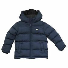 Caterpillar Kids Childrens Padded Jacket - Black or Navy